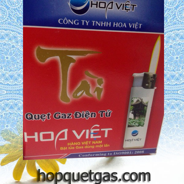 Hộp quẹt ga Viwax 143