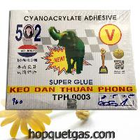 Keo Dán Sắt Con Voi 0003